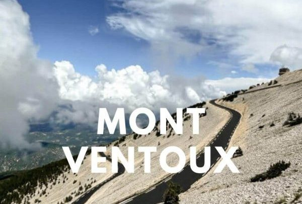 Hiking Mont Ventoux: what you need to know about hiking to the top of Mont Ventoux!