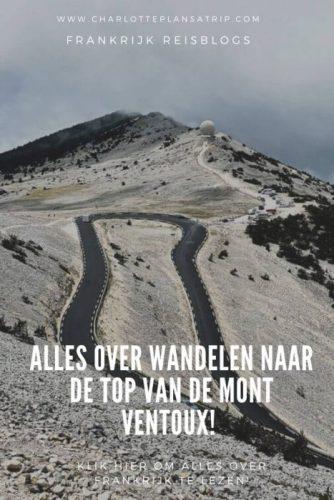 Mont ventoux NL
