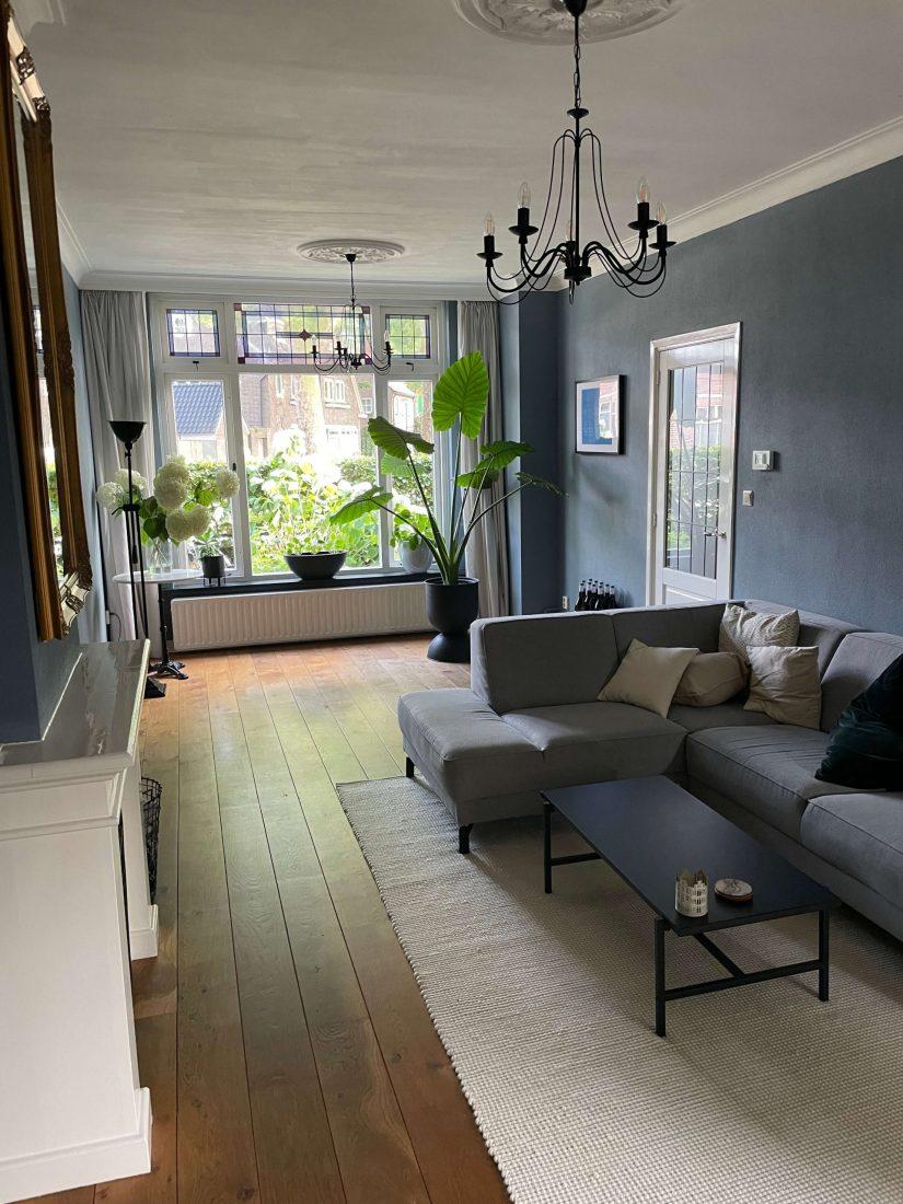 nieuwe woonkamer